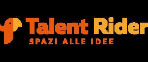 01 Marchio Talent Rider orizzontale